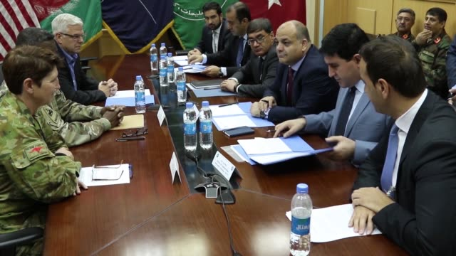 A major memorandum of understanding was signed by Afghan government leaders and NATOled Resolute Support leadership in Kabul on August 11 signifying...