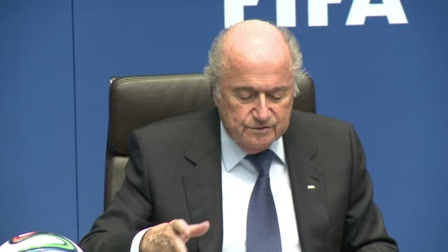 major sponsors adidas sony and visa demand fifa thoroughly investigate corruption allegations over qatars 2022 world cup bid piling pressure on... - fifa stock videos & royalty-free footage