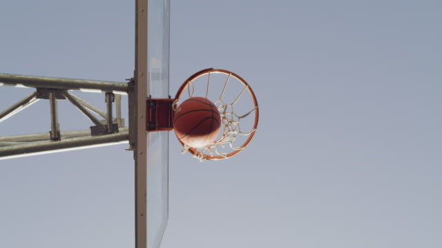 make each day your masterpiece - basketball hoop stock videos & royalty-free footage