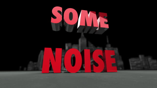 make some noise! - noise stock videos & royalty-free footage