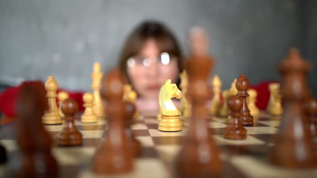 make the right move - decisions stock videos & royalty-free footage