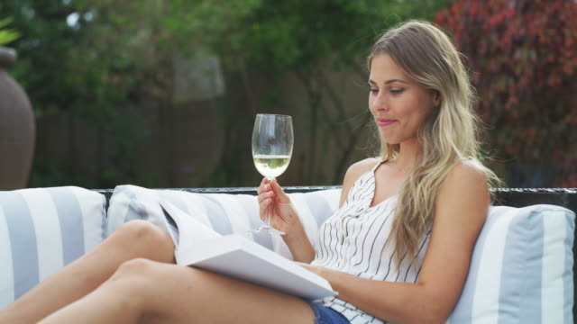 make time for yourself - wine glass stock videos & royalty-free footage