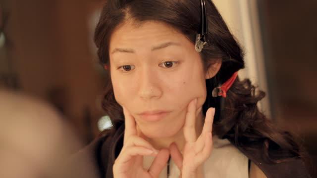Make-up salon