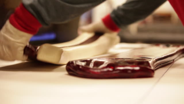 making candy canes - elf stock videos & royalty-free footage
