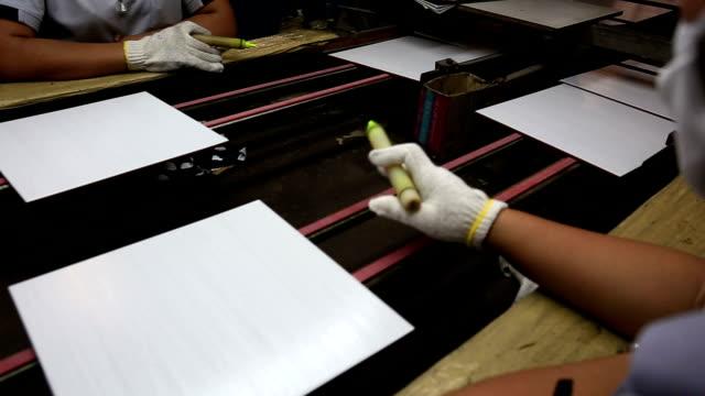 Making ceramic tiles