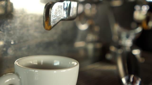 Espresso maken