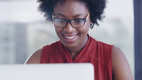 making it her mission to build an empire - using laptop stock videos & royalty-free footage