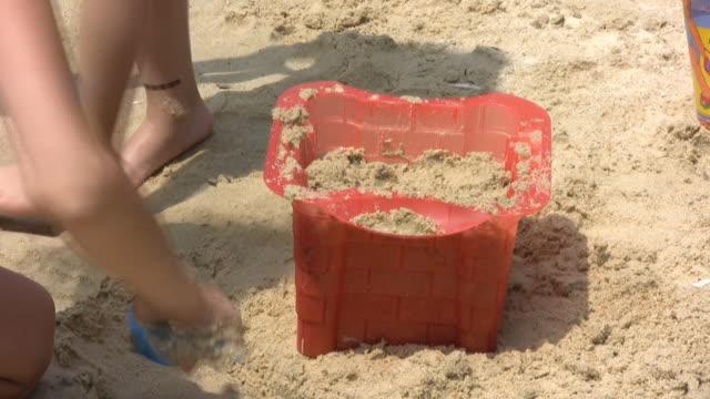 Der sandcastle (HD