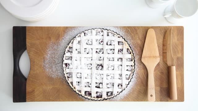 Süße Kuchen machen