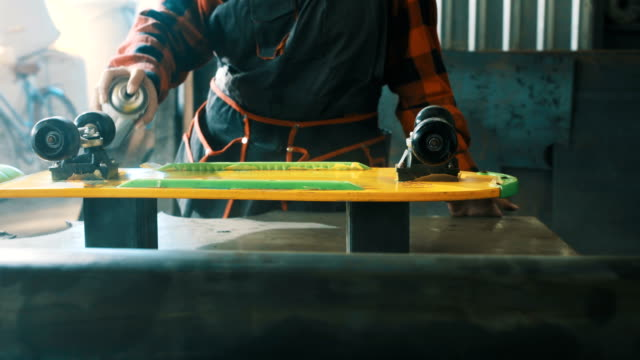 Making the perfect skateboard
