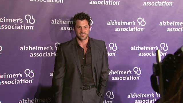 Maksim Chmerkovskiy at the 19th Annual 'A Night At Sardi's' Benefitting The Alzheimer's Association at Beverly Hills CA