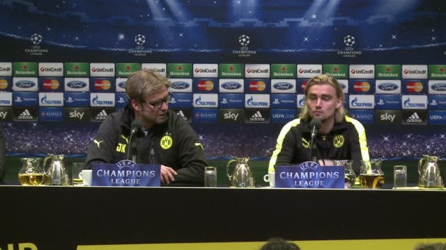 Malaga defender Martin Demichelis has said the Spaniards are ready to fight for their place in the Champions League semi finals at Borussia Dortmund...