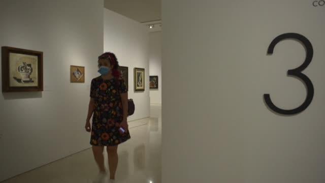 ESP: Malaga Picasso Museum reopens