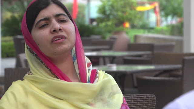 Malala Yousafzai saying she does not understand why critics in Pakistan oppose her and their reasoning for it