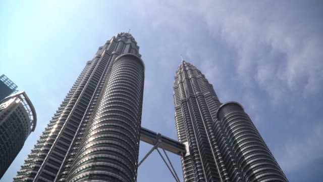 malaysia landmark destination - cross section stock videos & royalty-free footage