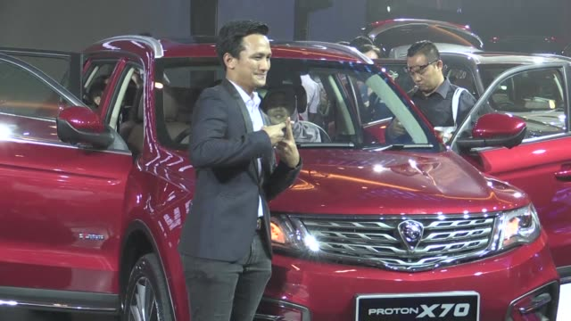 Malaysian national carmaker Proton launches its first ever sports utility vehicle a year after nearly half of its company's stake was bought up by...