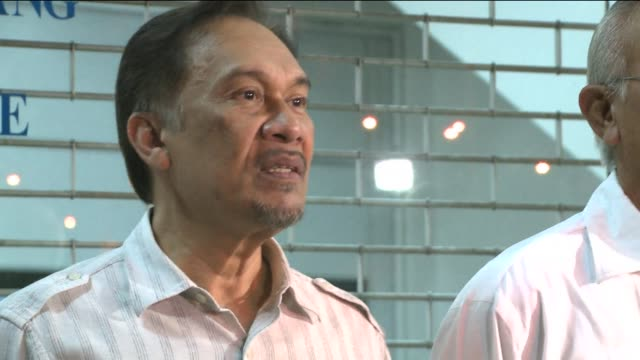Malaysian opposition leader Anwar Ibrahim believes his coalition has a good chance of winning in a general election likely to take place within weeks...