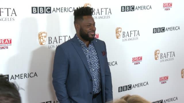 malcolm-jamal warner at bafta los angeles bbc america tv tea party 2017 in los angeles, ca 9/16/17 - malcolm jamal warner stock videos & royalty-free footage