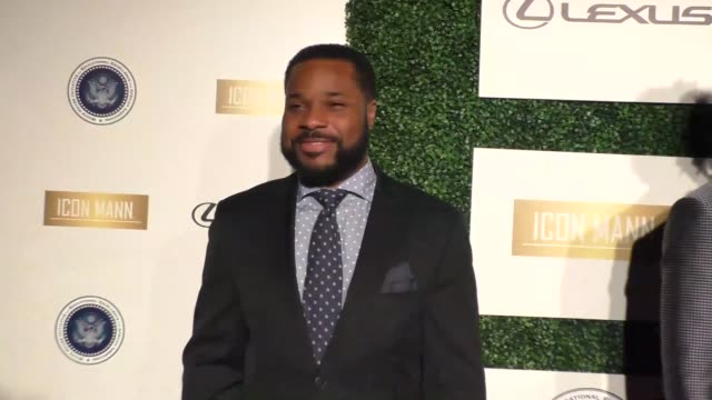 malcolm-jamal warner at icon mann's 4th annual power 50 dinner at mr. c in beverly hills at celebrity sightings in los angeles on february 26, 2016... - malcolm jamal warner stock videos & royalty-free footage