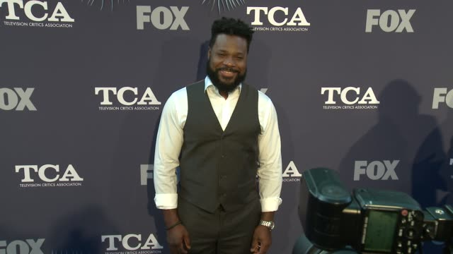 malcolm-jamal warner at the fox summer tca 2018 all-star party at soho house on august 02, 2018 in west hollywood, california. - malcolm jamal warner stock videos & royalty-free footage