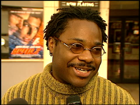 malcolm-jamal warner at the 'speed ii' premiere at century plaza cinema in century city, california on june 9, 1997. - malcolm jamal warner stock videos & royalty-free footage