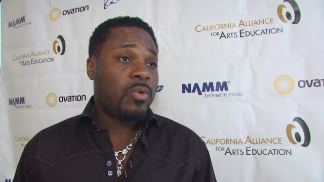 malcolm-jamal warner on a message for the candidates. at the education creativity and california's future presented by the california alliance for... - malcolm jamal warner stock videos & royalty-free footage