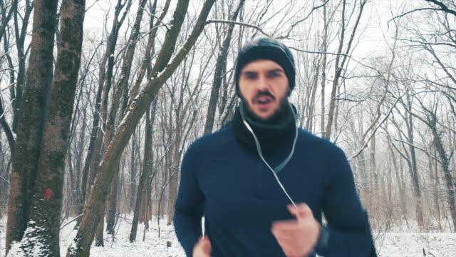 Male athlete portrait.