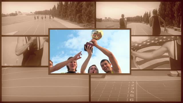 HD MONTAGE: Male Athletics