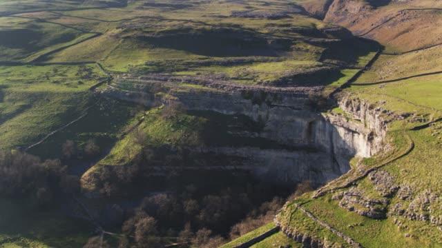 Malham Cove - Drone Shot