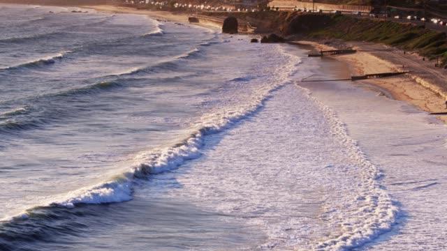 malibu, california - aerial view - malibu stock videos & royalty-free footage