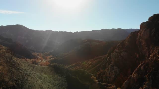 malibu lake foothills - malibu stock videos and b-roll footage