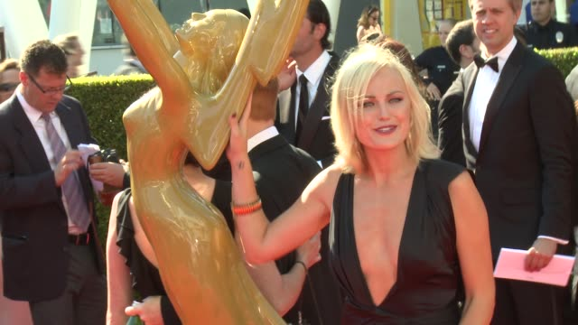 Malin Akerman at 2012 Creative Arts Emmy Awards Arrivals on 9/15/2012 in Los Angeles CA