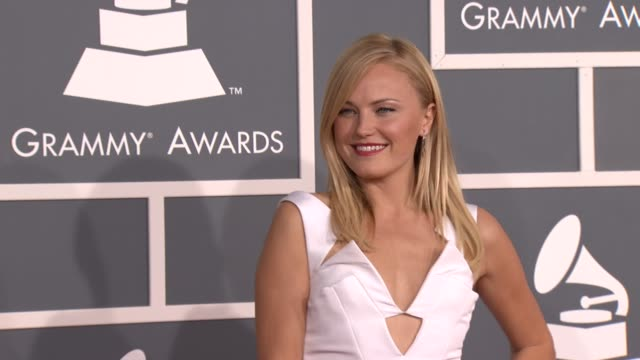 Malin Akerman at 54th Annual GRAMMY Awards Arrivals on 2/12/12 in Los Angeles CA