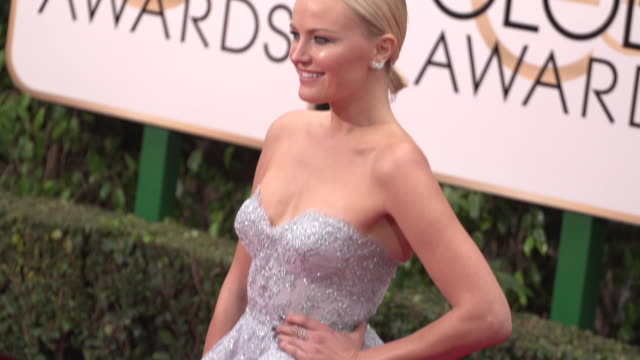 Malin Akerman at 73rd Annual Golden Globe Awards Arrivals at The Beverly Hilton Hotel on January 10 2016 in Beverly Hills California 4K