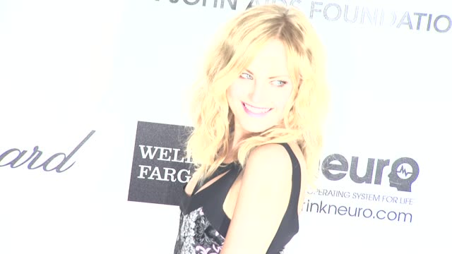 malin akerman at elton john aids foundation celebrates 20th annual academy awards viewing party on 2/26/12 in hollywood, ca. - malin åkerman stock videos & royalty-free footage