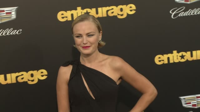 Malin Akerman at Entourage Los Angeles Premiere at Regency Village Theatre on June 01 2015 in Westwood California