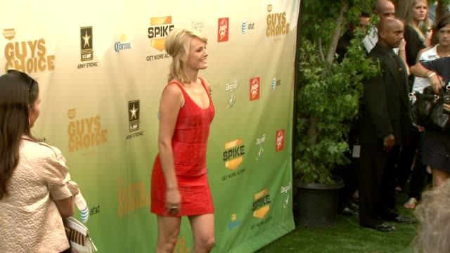 Malin Akerman at the Spike TV's 2009 'Guys Choice' at Culver City CA