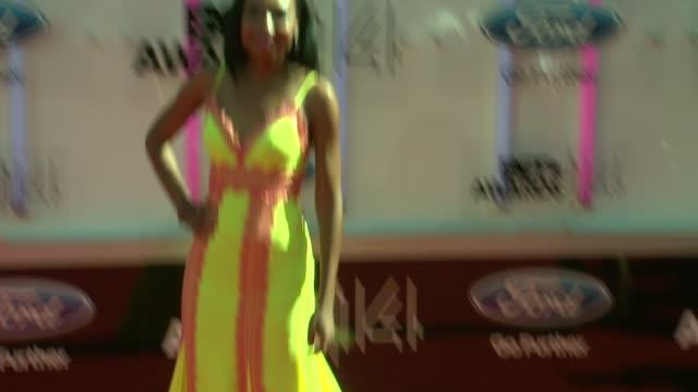 Malina Moye at the 2014 BET Awards on June 29 2014 in Los Angeles California