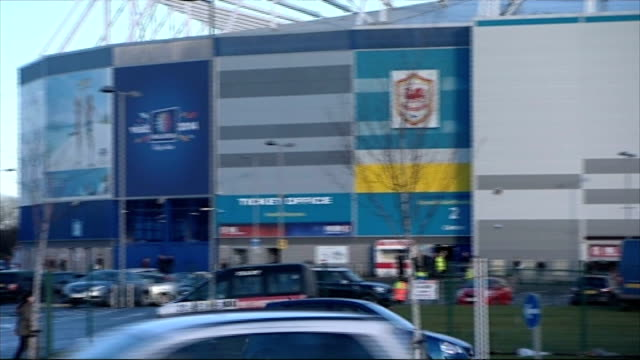 Malky Mackay apologises for texts and LMA apologises for apology WALES Cardiff EXT General view of Cardiff City Stadium