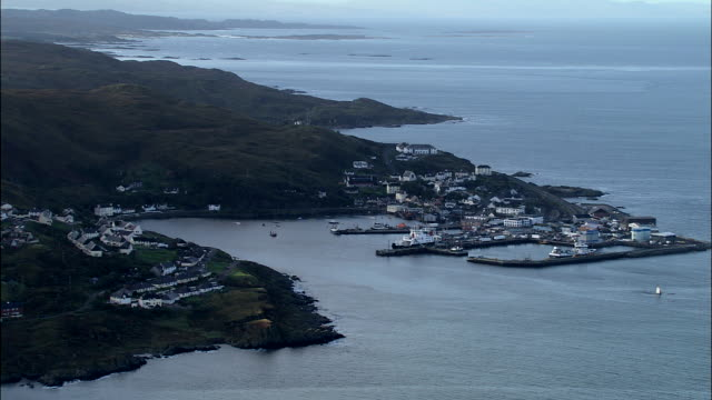 mallaig - scottish highlands stock videos and b-roll footage