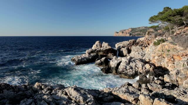Mallorca's northwestern coast
