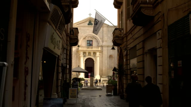 stockvideo's en b-roll-footage met malta la valletta - valletta