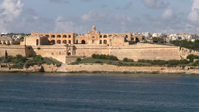 malta la valletta - valletta stock videos & royalty-free footage