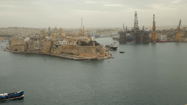 malta - valletta stock videos & royalty-free footage