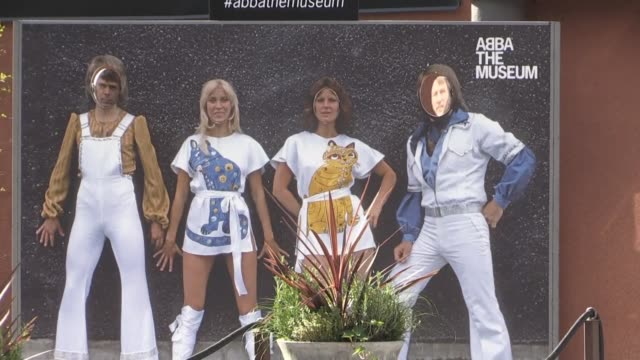 Sweden's legendary disco group ABBA announces that they have reunited to record two new songs 35 years after their last single sparking joy and...