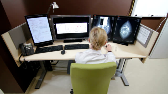 mammography study - medical x ray stock videos & royalty-free footage