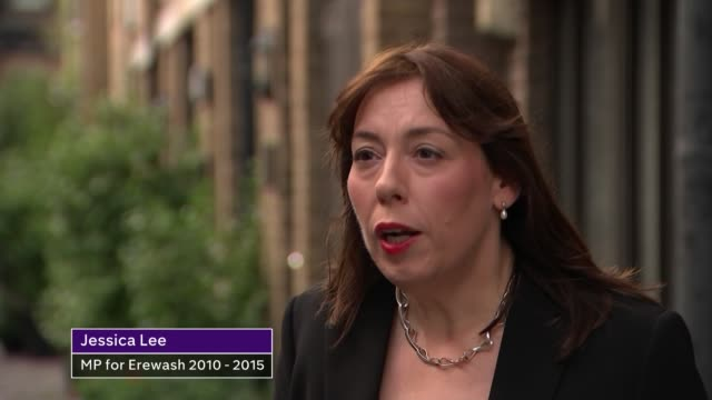 Man admits sending fake anthrax to female politicians ENGLAND EXT Jessica Lee interview SOT