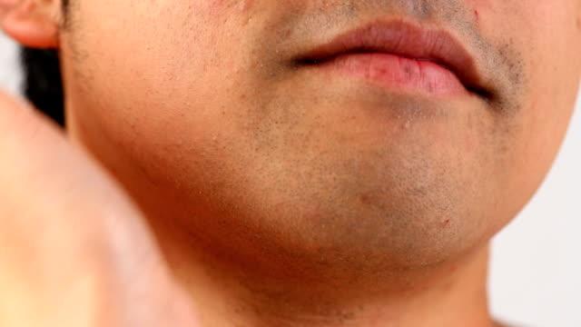 Uomo Dopo Barba