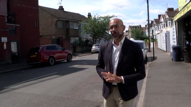 Man charged with attempted murder after police officer attacked with machete in Leyton UK Boris Johnson MP interview in Oxford / Muhammad Faisal and...