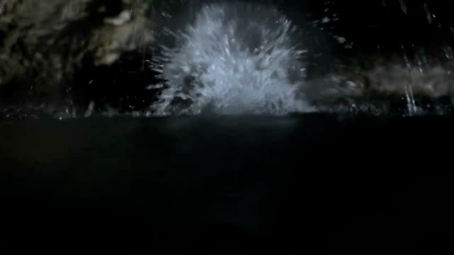 man diving in the water - mystery stock videos & royalty-free footage